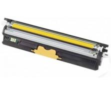 Toner OKI C100 - 2.500 Pag. Amarillo