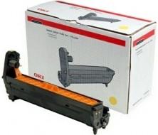 Tambor OKI C5100 / C5200 / C5300 / C5400 - 17.000 Pag. Amarillo