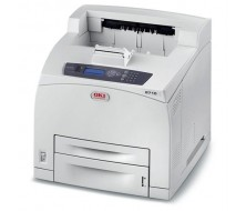 Impresora OKI B710n - Impresora- B/W - 40ppm - Tarjeta Red - 128MB Ram - 700 Hojas de alojamiento