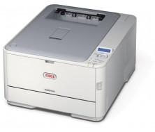 Impresora OKI C301dn Impresora Laser / LED A4 Color 20ppm, 22ppm Monocromo,Tarjeta de Red, USB, bandeja papel:250h. Duplex