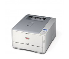 Impresora OKI C331dn Impresora Laser / LED A4 Color 22ppm, 24ppm Monocromo, Tarjeta de Red, USB, bandeja papel:250h Duplex.