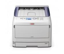 Impresora OKI C822n, LED A4 Color 23ppm, 23ppm MONO, A3 13ppm Color,13ppm mono.