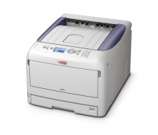 Impresora OKI C831n, LED A4 Color 35ppm, 35ppm MONO, A3 20ppm Color,20ppm mono.