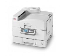 Impresora OKI C9850hdn - Impresora Color duplex - A3 Nobi (328x453 mm) - 1200 ppp x 1200 ppp - 40 ppm Monocromo / 36 ppm Color