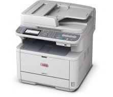 Multifunción OKI MB451dn Equipo Multif 4 en 1, impre,fax,escaner y copiadora 29ppm.