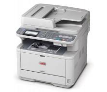 Multifunción OKI MB451dnW, Equipo Multi 4 en 1, impre,fax,escaner y copiadora 29ppm.