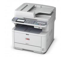 Multifunción OKI MB471dn (4 en 1), Impresora, fax,escaner Color y copiadora - 33ppm - 1200x1200dpi.