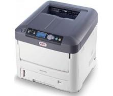 Impresora OKI C711DM Impresora Laser / LED A4 34ppm Color, 36ppm MONO - DICOM.