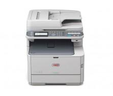 Multifunción OKI ES5462dnW MFP Equipo Multifunción A4 Color (4 en 1) Impresora, Fax, Escaner Color y copiadora.