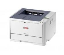 Impresora OKI B431d L6 - Impresora- Monocromo -  Duplex - 38 ppm - PCL y PS3 - Pantalla LCD.