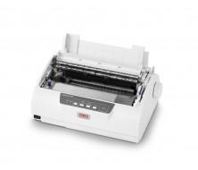 OKI ML1190eco Impresora80 col. 24 agujas, 333 cps. Paralelo, USB y Serie, 1 original + 4 copias