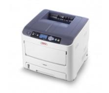 Impresora OKI C610dtn Impresora Laser / LED A4 Color 34ppm,36ppm Monocromo.