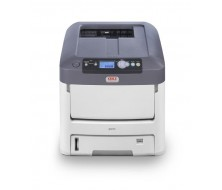 Impresora OKI C711cdtn - Impresora, 34ppm Color, 36 ppm Monocromo, ram 256mb estandar,1200x600, tarjeta de red, duplex.