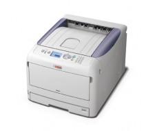 Impresora OKI C831cdtn, LED A4 Color 35ppm, 35ppm MONO, A3 20ppm Color,20ppm mono.
