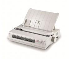 OKI ML280 Elite - Impresora- B/W - matriz de puntos - Legal, A4 - 240 ppp x 72 ppp - 9 espiga - hasta 375 car./seg. - paralelo