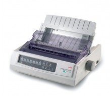 OKI ML3320eco - Impresora- B/W - matriz de puntos - 80 col. 9 agujas - 435 cps - paralelo - usb.