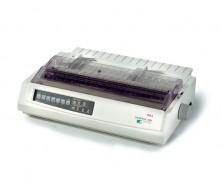 OKI ML3321eco - Impresora- B/W - matriz de puntos - 136 col. 9 agujas - 435 cps - paralelo - usb.