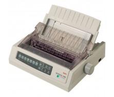 OKI ML3390eco - Impresora- B/W - matriz de puntos - 80 col. 24 agujas - 390 cps - paralelo - usb.