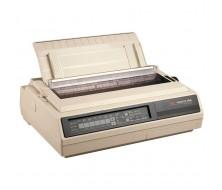 OKI ML3410 - Impresora- B/W - matriz de puntos - 240 ppp x 216 ppp - 9 espiga - hasta 550 caracteres/segundo - paralelo, serial