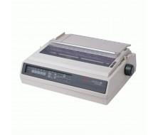 OKI ML395B - Impresora- B/W - matriz de puntos - 360 ppp x 360 ppp - 24 espiga - hasta 607 caracteres/segundo - paralelo, serial