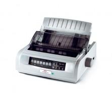 OKI ML5520eco - Impresora- B/W - matriz de puntos - 80 col. 9 agujas - 570 cps - paralelo - usb.