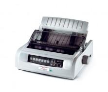 OKI ML5521eco - Impresora- B/W - matriz de puntos - 136 col. 9 agujas - 570 cps - paralelo - usb.