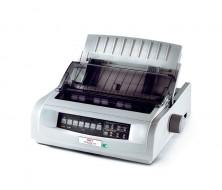 OKI ML5591eco - Impresora- B/W - matriz de puntos - 136 col. 24 agujas - 473 cps - paralelo - usb.