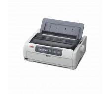OKI ML5720eco - Impresora- B/W - matriz de puntos - 80 col. 9 agujas - 570 cps - paralelo - usb.