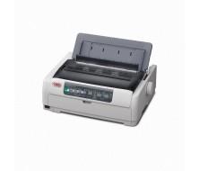 OKI ML5790eco - Impresora- B/W - matriz de puntos - 80 col. 24 agujas - 576 cps - paralelo - usb.