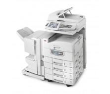 Multifunción OKI C9850MFP - Equipo Multifunción, (fax / copiadora / Impresora/ escáner) - Color - Diodo emisor de luz