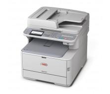 Multifunción OKI MC342dn Equipo Mfp  Laser / LED(4en1)Impre,Escaner Color y copiadora y fax Color 20ppm,22ppm MONO.