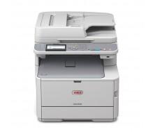 Multifunción OKI MC352dn, 3 en 1, impre, esc, copiadora, LED A4 Color 22ppm, 24ppm Monocromo.