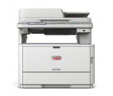 Multifunción OKI MC362dn, 4 en 1, imp, esc Color, copiadora y fax, Color 22ppm, 24ppm Monocromo.