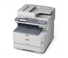 Multifunción OKI MC562dnW LED A4 Color 26ppm, 30ppm Monocromo, Escaner/Fotocopiadora Color/Fax.