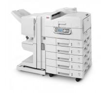Finalizador OKI (dobla/grapa) para impresora con 5 bandejas C9600 / C9650 / C9800 / C9800MFP / C9850 / C9850MFP / ES9410dn