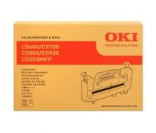 Fusor OKI C5600 / C5700 / C5800 / C5900 / C5550MFP / MC560 - 60.000 Pag.