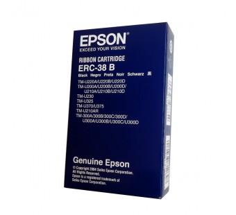 Cinta Epson ERC-38B Original Negra